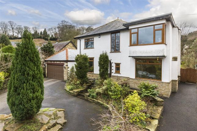 Thumbnail Detached house for sale in Manor Road, Keighley, West Yorkshire
