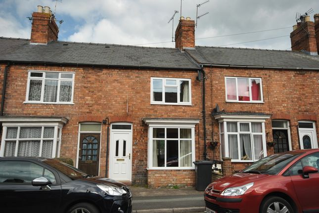 Thumbnail Terraced house to rent in Egerton Road, Whitchurch, Shropshire