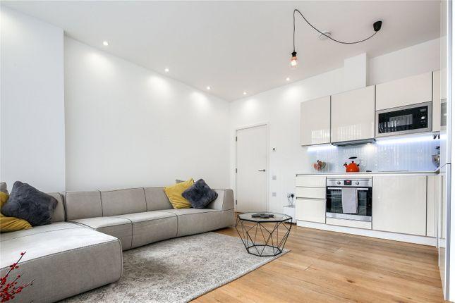Living Area/Kitchen.