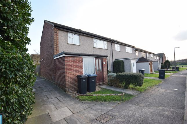 Thumbnail End terrace house for sale in Joyners Field, Harlow