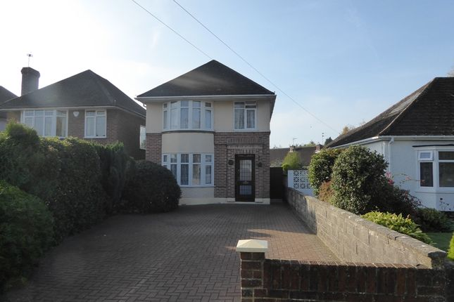 3 bed detached house for sale in Ilchester Road, Yeovil