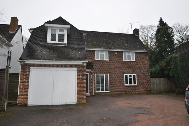 Thumbnail Detached house to rent in Park Road, Camberley