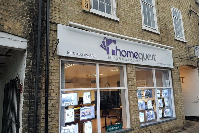 Thumbnail Retail premises to let in 17 The Broadway, St. Ives, Cambridgeshire