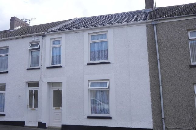 Thumbnail Terraced house to rent in Yeo Street, Resolven, Neath, West Glamorgan.