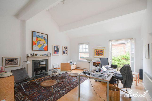 Maisonette to rent in Epirus Mews, London