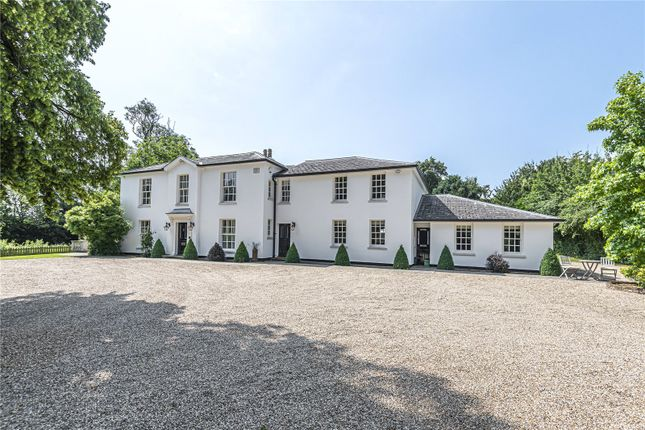 Thumbnail Property for sale in Gosbeck, Ipswich