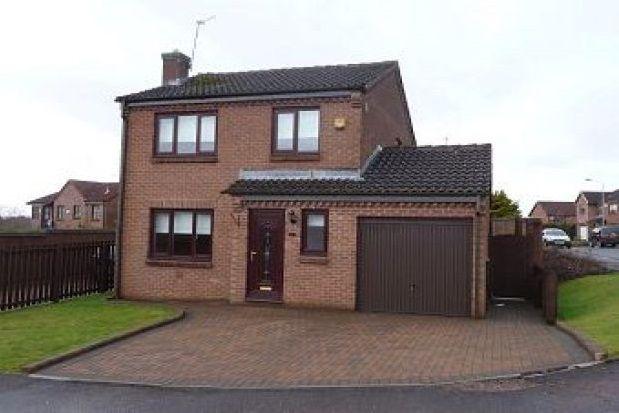 Thumbnail Detached house to rent in Duart Drive, East Kilbride, Glasgow
