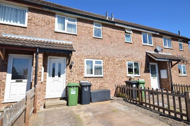 Thumbnail Terraced house for sale in Oaklands, Ross-On-Wye