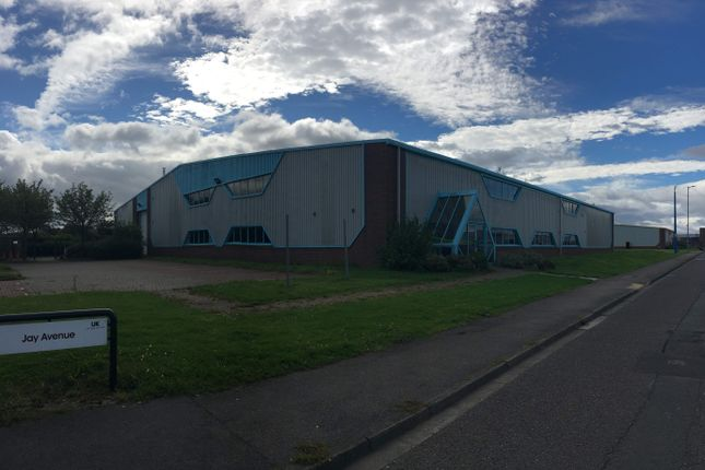 Thumbnail Industrial to let in 72 Jay Avenue, Teesside Industrial Estate, Thornaby