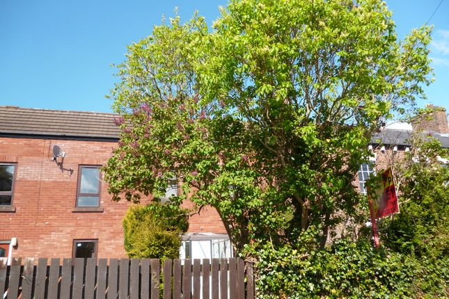 Thumbnail End terrace house to rent in Strawberry Terrace, Stanwix, Carlisle