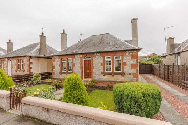 Thumbnail Detached bungalow for sale in 9 Featherhall Crescent North, Edinburgh