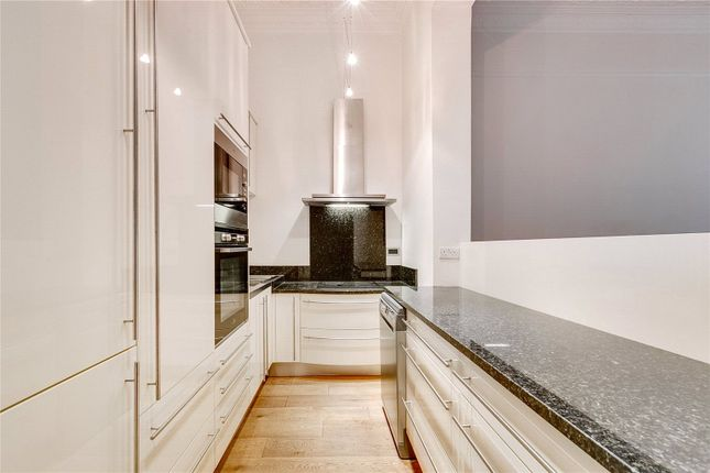 Kitchen of Redcliffe Gardens, Chelsea, London SW10