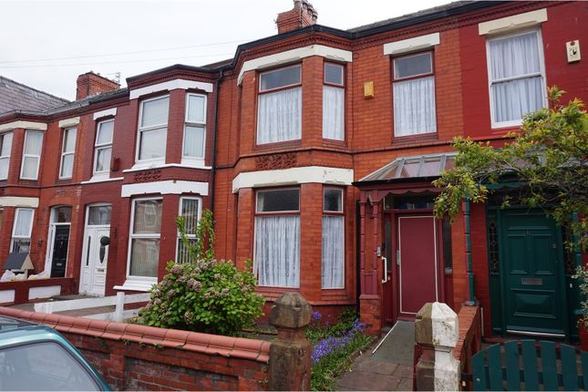 Terraced house for sale in Harrowby Road, Liverpool