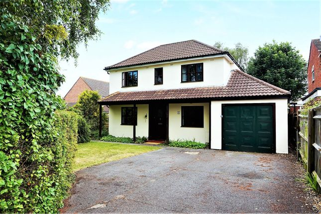 Thumbnail Detached house for sale in Lower Church Road, Fareham