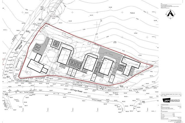 Thumbnail Land for sale in Ayr Road, Newton Mearns, Glasgow