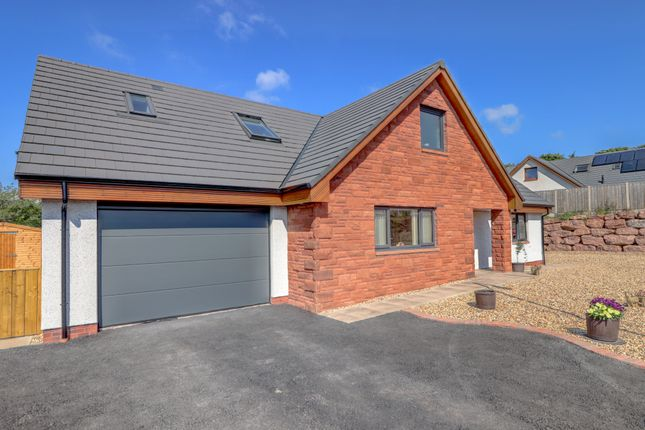 Thumbnail Detached house for sale in Seaforth Gardens, Annan