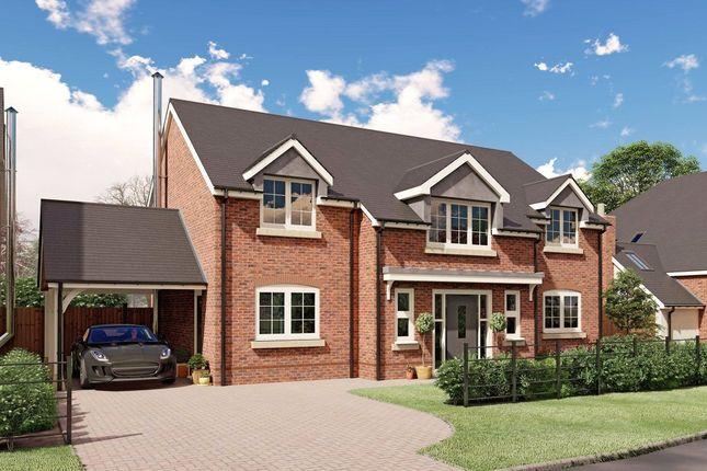 Thumbnail Detached house for sale in Southampton Road, Lymington