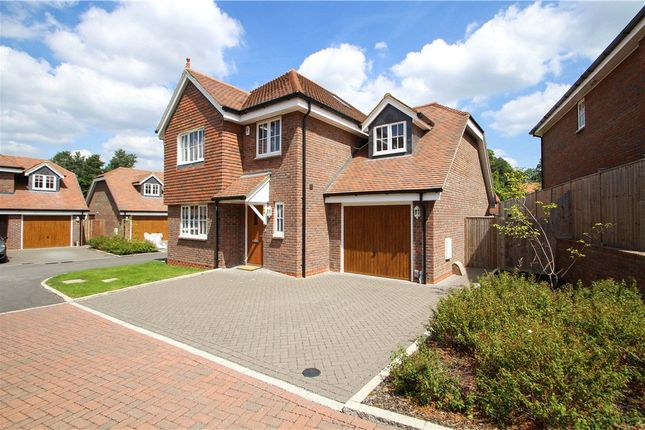 Thumbnail Detached house for sale in Vardon Place, Frimley, Camberley, Surrey