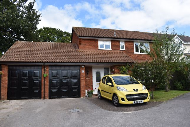 Thumbnail Detached house for sale in Durham Close, Exmouth
