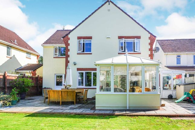 Thumbnail Detached house for sale in Lower New Road, Cheddar