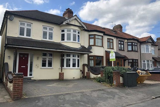 Thumbnail Semi-detached house to rent in Northdown Road, Hornchurch