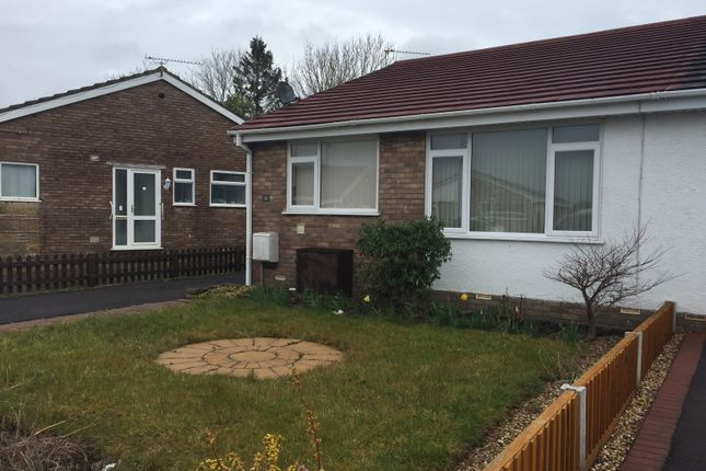 Thumbnail Bungalow to rent in Lapwing Gardens, Worle