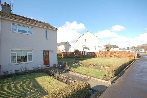 Thumbnail End terrace house for sale in 33 Ellisland Road, Clarkston, Glasgow