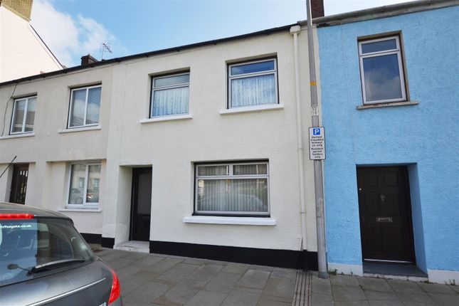 Thumbnail Terraced house for sale in Bush Row, Haverfordwest