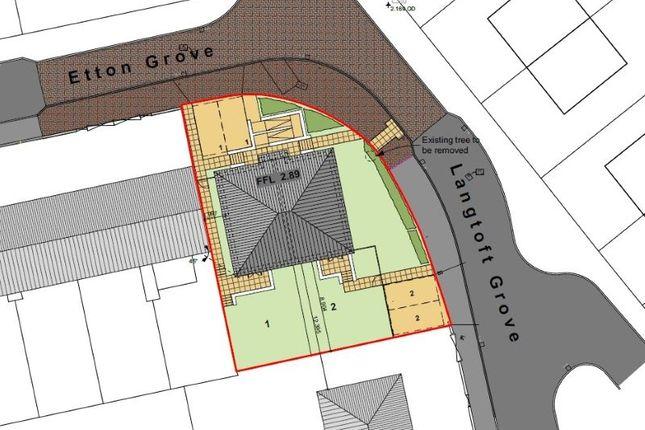 Land At 32 Etton Grove, Kingston Upon Hull, Hull HU6