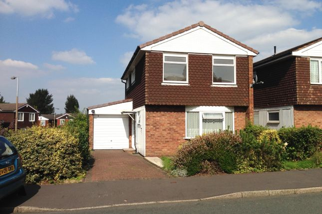 Thumbnail Detached house to rent in Priory Close, West Bromwich