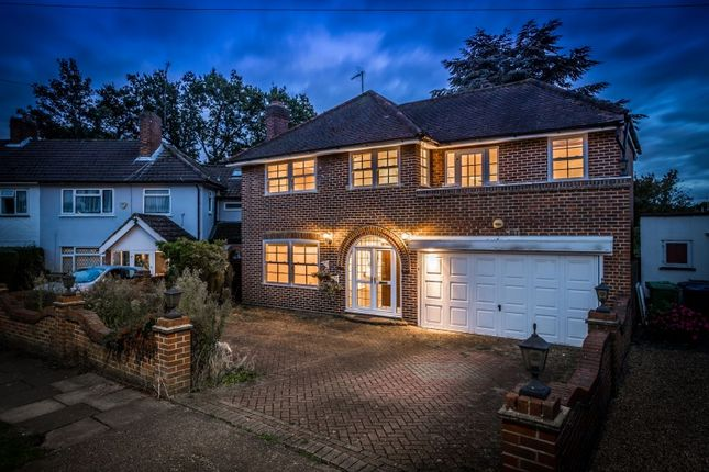 Thumbnail Detached house to rent in Windermere Road, London