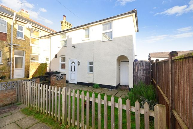 Thumbnail Semi-detached house to rent in Glover Road, Willesborough, Ashford