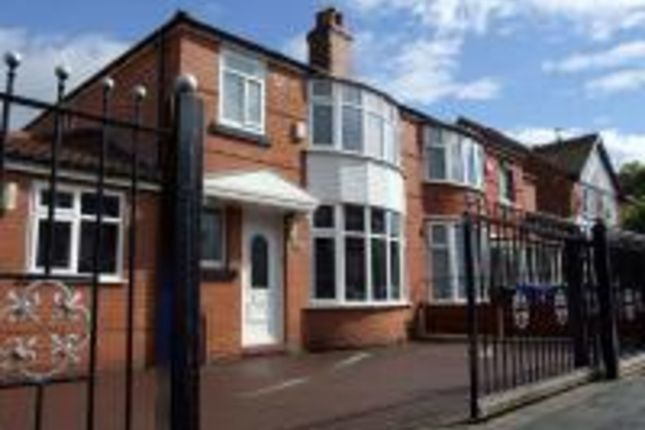 Thumbnail Semi-detached house to rent in Yew Tree Road, Fallowfield, Manchester