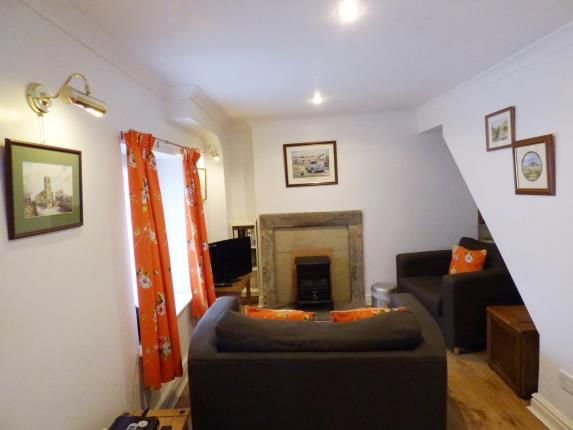 Living Room of Chapel Street, Longnor, Buxton, Staffordshire SK17