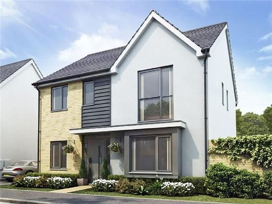 Thumbnail Detached house for sale in The Barlow, Littlecombe, Dursley.