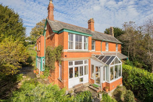 Thumbnail Semi-detached house for sale in Knowles Hill Road, Newton Abbot