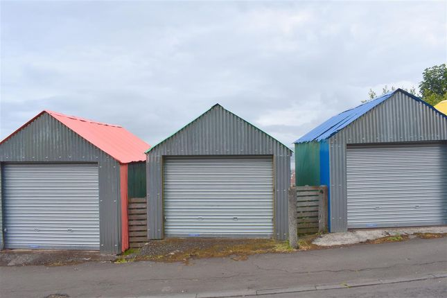 Thumbnail Parking/garage to rent in Rainbow Garage 4, Shankland Road, Greenock