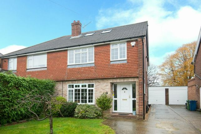 4 bed semi-detached house for sale in Westwood Drive, Little Chalfont, Amersham