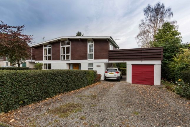 Thumbnail Detached house for sale in Bridgeview Place, Aboyne, Aberdeenshire