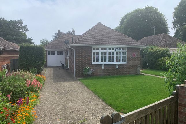 Thumbnail Bungalow for sale in Dingley Road, Rustington, West Sussex