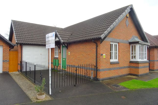 2 bed detached bungalow for sale in Newlands Close, Ripley