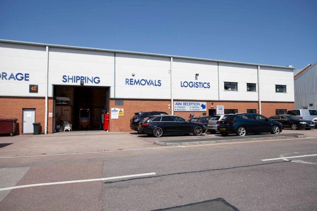 Thumbnail Warehouse to let in Lansdown Industrial Estate, Cheltenham