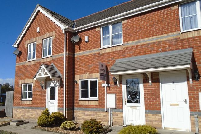 Thumbnail Terraced house to rent in Carrside Mews, Blyth
