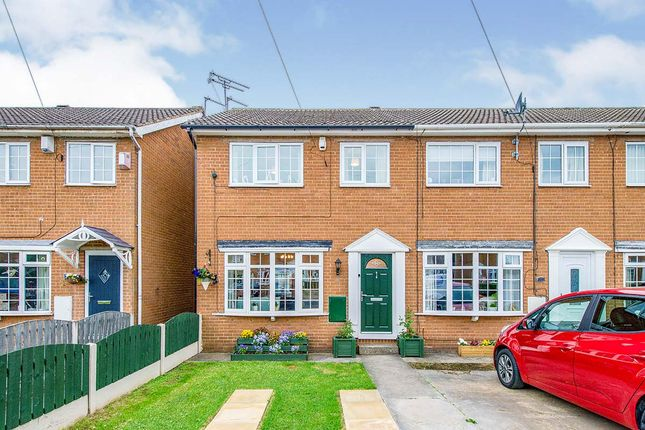 3 bed semi-detached house for sale in Elmsdale Close, South Elmsall, Pontefract, West Yorkshire WF9