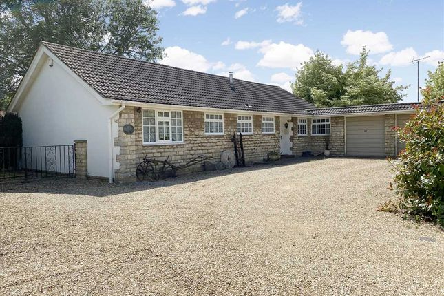 Thumbnail Detached bungalow for sale in Main Street, South Rauceby, Sleaford
