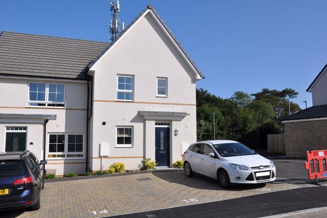 Thumbnail Property to rent in Bishops Way, Falmouth