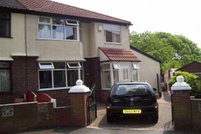 5 bed semi-detached house for sale in Marina Avenue, Litherland, Liverpool