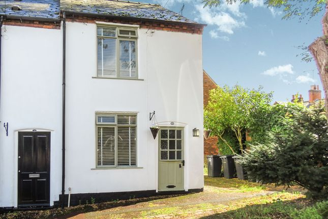Thumbnail Cottage for sale in West Row, Darley Abbey, Derby