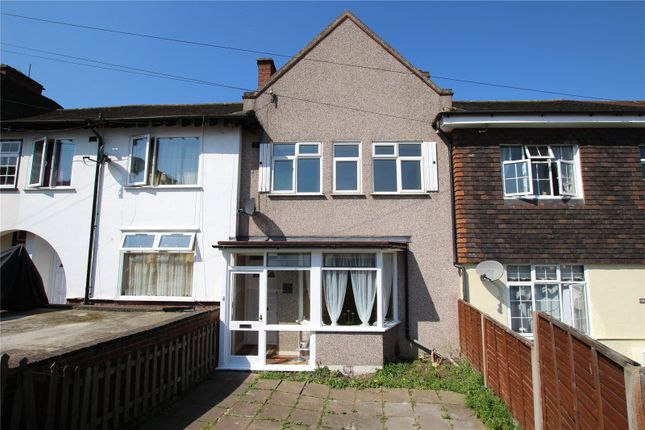 Thumbnail Terraced house for sale in Willrose Crescent, Abbey Wood