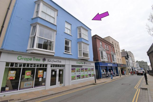 Thumbnail Maisonette for sale in Flat 2 Campbell House, 42/43 High Street, Tenby